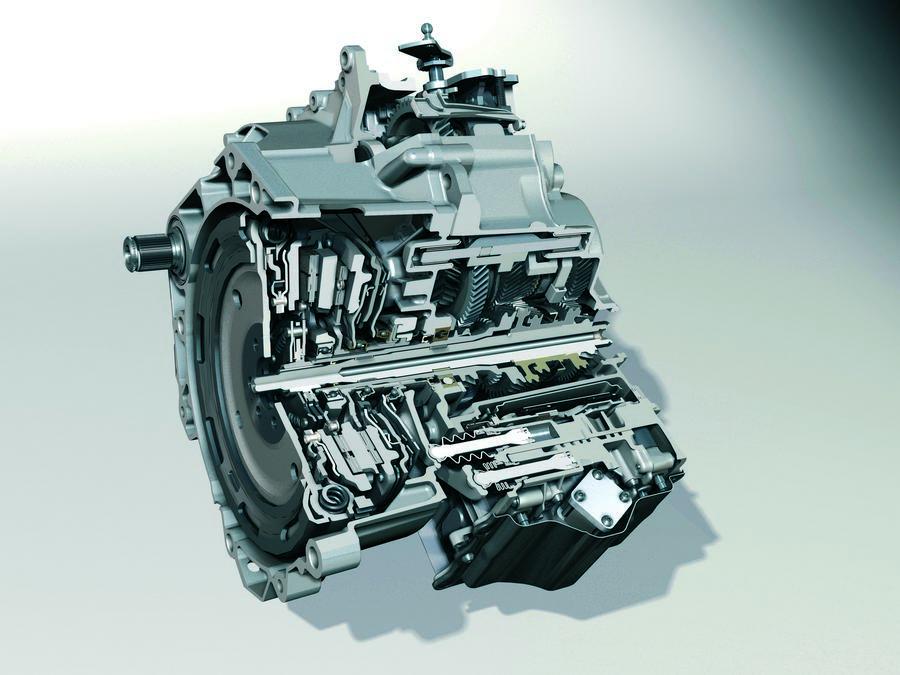 DSG Barcelona 2008 /Das neue 7-Gang Doppelkupplungsgetriebe DSG von Volkswagen